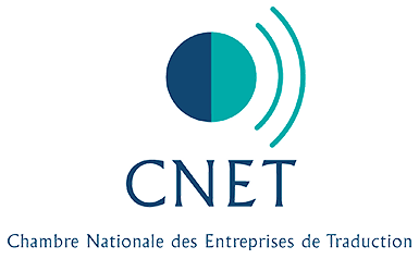 Logo Chambre Nationale des entreprises de traduction