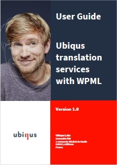 Ubiqus Translation in WPML